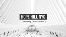 www.HopeHill.com | Intersecting Community, Culture, Faith logo