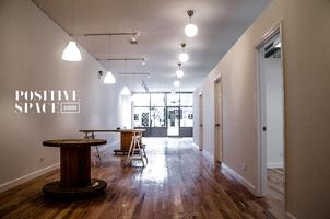 LoganSquarist Meetup at Positive Space Studios