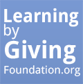 Learning by Giving Foundation, Emerging Leaders logo