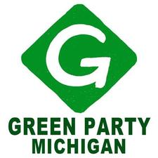 Green Party of Michigan  logo