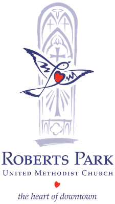 Roberts Park United Methodist Church logo