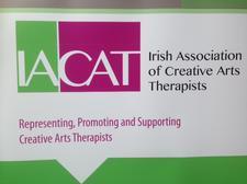 Irish Association of Creative Arts Therapists logo