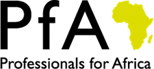 Professionals for Africa logo