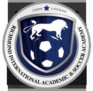 Richmond International Academic and Soccer Academy logo