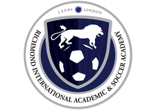 Richmond International Academic & Soccer Academy logo