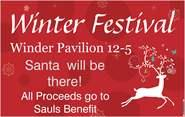 Winder Winter Festival Vendors wanted