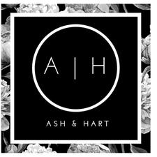 Ash & Hart Floral Workshops logo