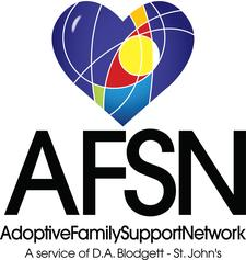 ADOPTIVE FAMILY SUPPORT NETWORK (AFSN) logo