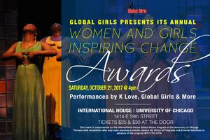 Women and Girls Inspiring Change Awards and Performance...