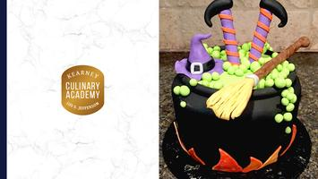 Hands On Class: Witches Brew Cake Decorating