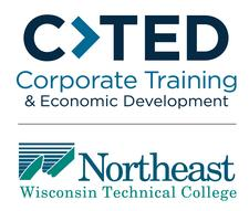 Corporate Training and Economic Development at NWTC logo
