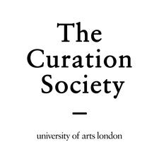 The Curation Society UAL  logo
