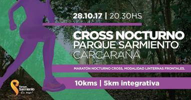 Cross Nocturno Parque Sarmiento 10k