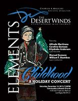 The Desert Winds' Elements - Childhood: A Holiday...