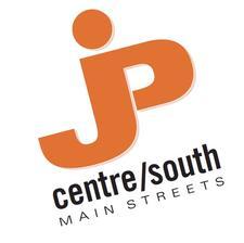 JP Centre/South Main Streets logo