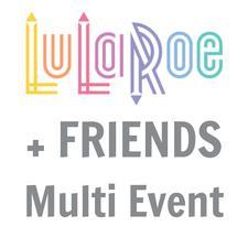LuLaRoe + Friends Multi Events logo