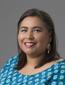 Andrea Hernández - Diversity and Inclusive Programs Coordinator  logo