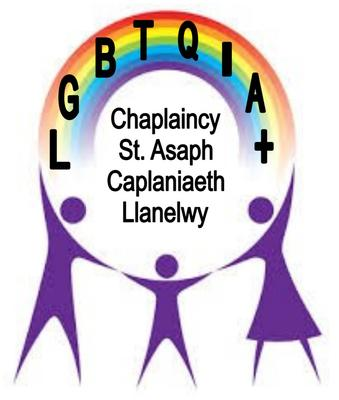 Open Table, LGBTQIA+ Chaplaincy - Diocese of St Asaph logo