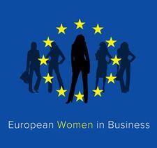 European Women in Business  logo