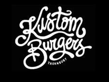 Kustom Burgers logo