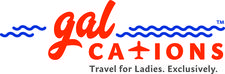 Amy Moreno, Galcations' Founder and Travel Expert logo