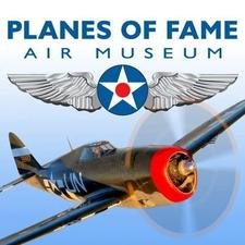 Planes of Fame Air Museum logo