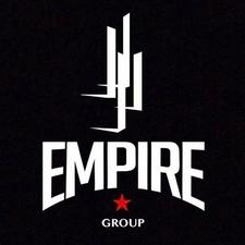 THE EMPIRE GROUP=Mathis Acree, BJ Jenkins & Vee logo