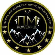 Alpha Phi Alpha Fraternity, Inc. Pi Mu Chapter logo