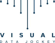 Visual Data Jockey logo