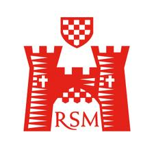 Reigate St Mary's School logo