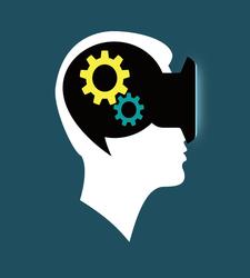 VR Learning Studios logo