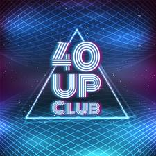 40UpClub logo