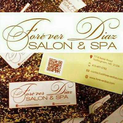Forever Diaz Salon & Spa logo