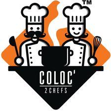 Coloc' 2 Chefs logo