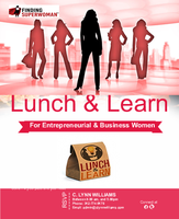 Finding Superwoman Lunch & Learn Series