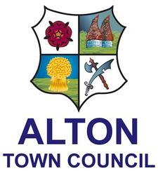 Alton Town Council logo