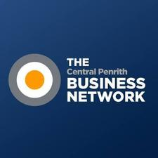 Lana and Chris, The Central Penrith Business Network logo