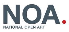 NOA. National Open Art logo