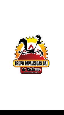 Grupo Papaléguas SAJ de Ciclismo logo