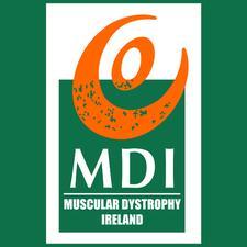 Muscular Dystrophy Ireland logo