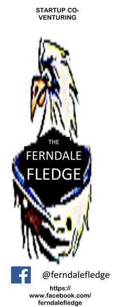 Fledge Ferndale logo