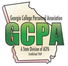 Georgia College Personnel Association logo