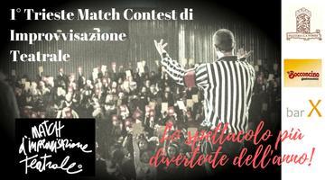 1 Trieste Contest di Match di ImprovvisazioneTeatrale