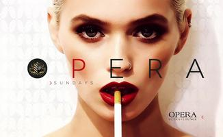 Opera Sundays: DC's Sexiest Sunday Night Event.