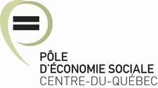 Pôle d'économie sociale du Centre-du-Québec logo