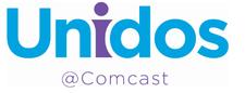 UNIDOS @ Comcast logo