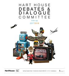 Hart House Debates and Dialogue Committee logo