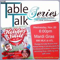 The Table Talk Presents: Unity and Giving in the...