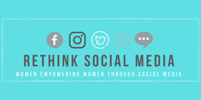 RETHINK SOCIAL MEDIA: Claim Your Place In the Digital...