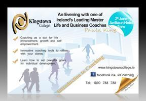 Introduction to Coaching Free Evening Workshop  - Dublin January...